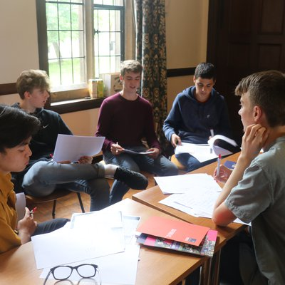 German Study Day for Year 12 pupils: Bringing Kafka's 'Castle' to life