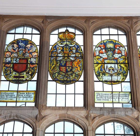 Benefactor's Window