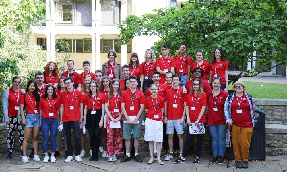 Open Day July 2019 Student Ambassadors