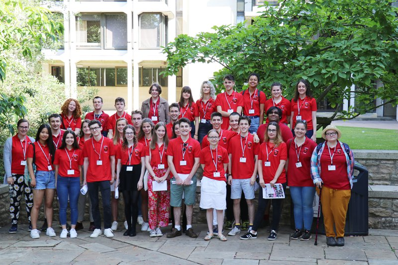 Open Day July 2019 Student Ambassadors