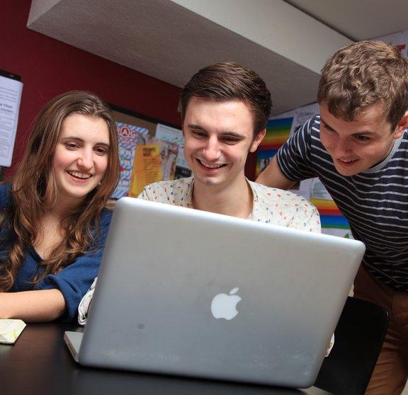 JCR students