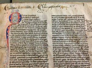 St John's College MS 53, Bartholomew of Pisa's alphabetical confessors' manual