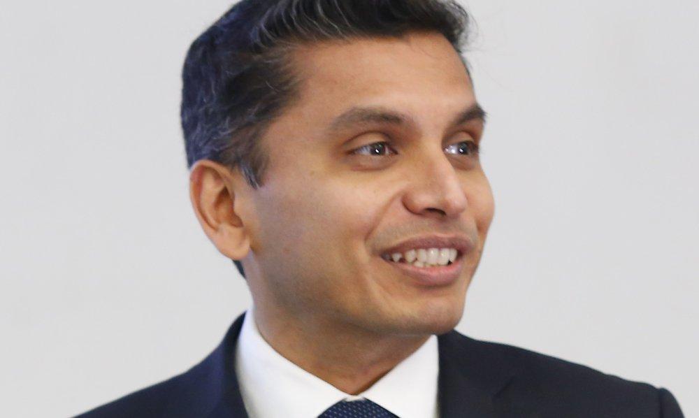 Professor Karthik Ramanna