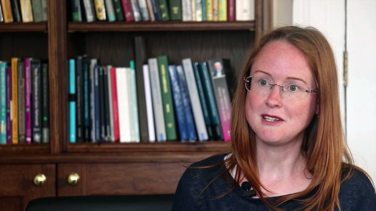 Professor Katherine Southwood Theology Video