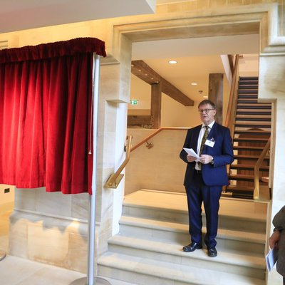 Library & Study Centre Opening