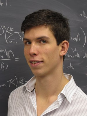 Professor James Maynard