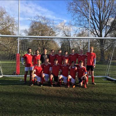 SJCAFC Men's 2nd XI Football team
