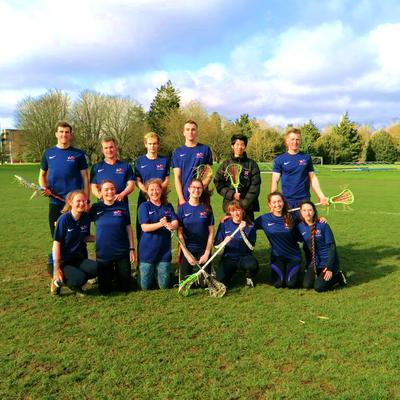 Saints Lacrosse Team