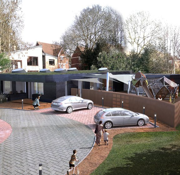 Bainton Road Nursery artist's impression