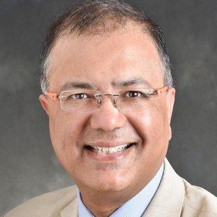 Professor Jaideep J Pandit