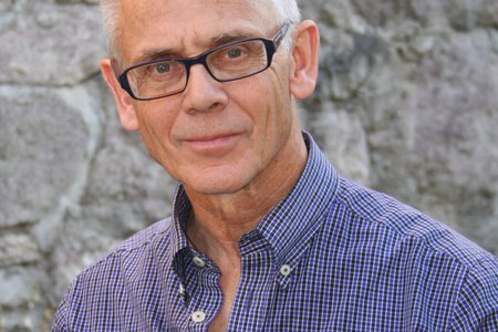 Professor Stephen Mitchell Honorary Fellow March 18
