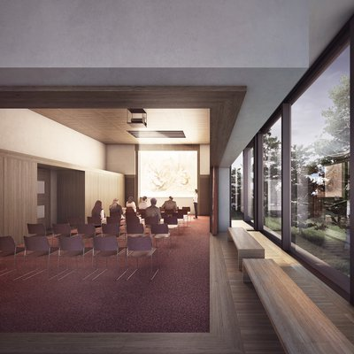 Library & Study Centre first floor seminar room