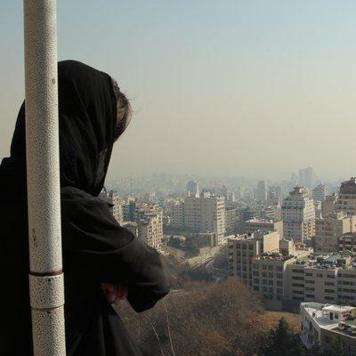 Azadeh Fatehrad 'Silence series'