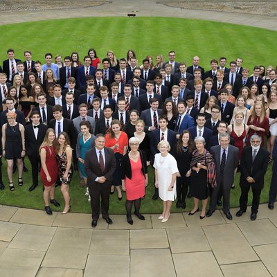Sports Dinner Group Photo 2019