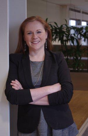 Alumna Rachel Gittens (2001)