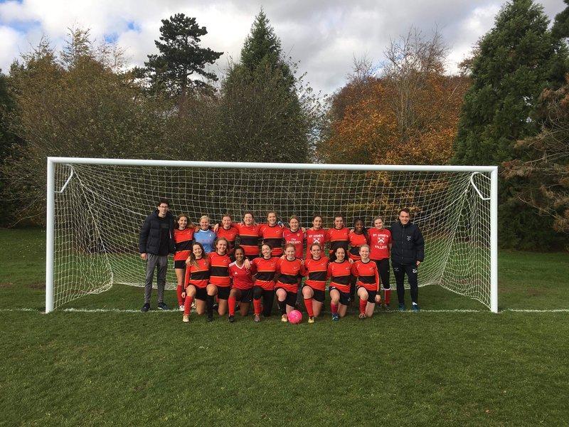 Women's Football Team 2019
