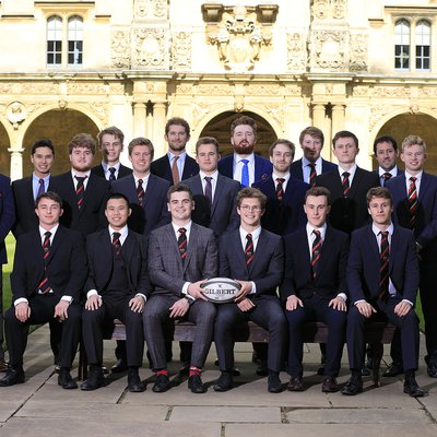 Men's Rugby Team 2019