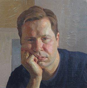 Benjamin Sullivan Self-portrait