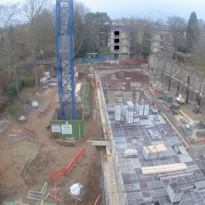Library and Study centre site February 2017