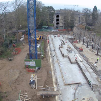Library And Study centre site March 2017