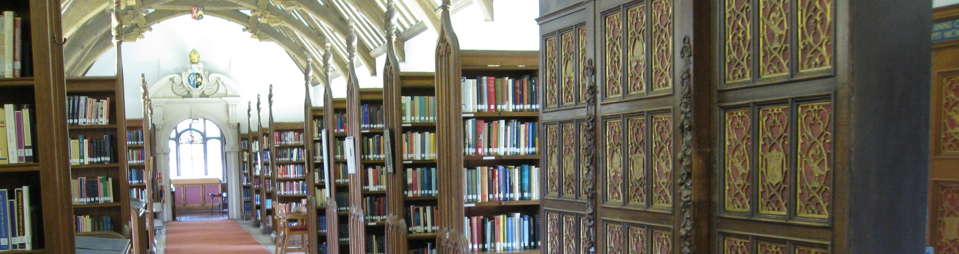 Laudian Library
