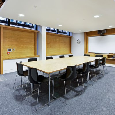 meeting room in Kendrew Quad