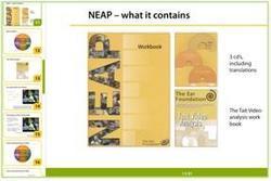 NEAP online tutorial