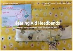 hearing aid headbands