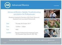 AB educators event