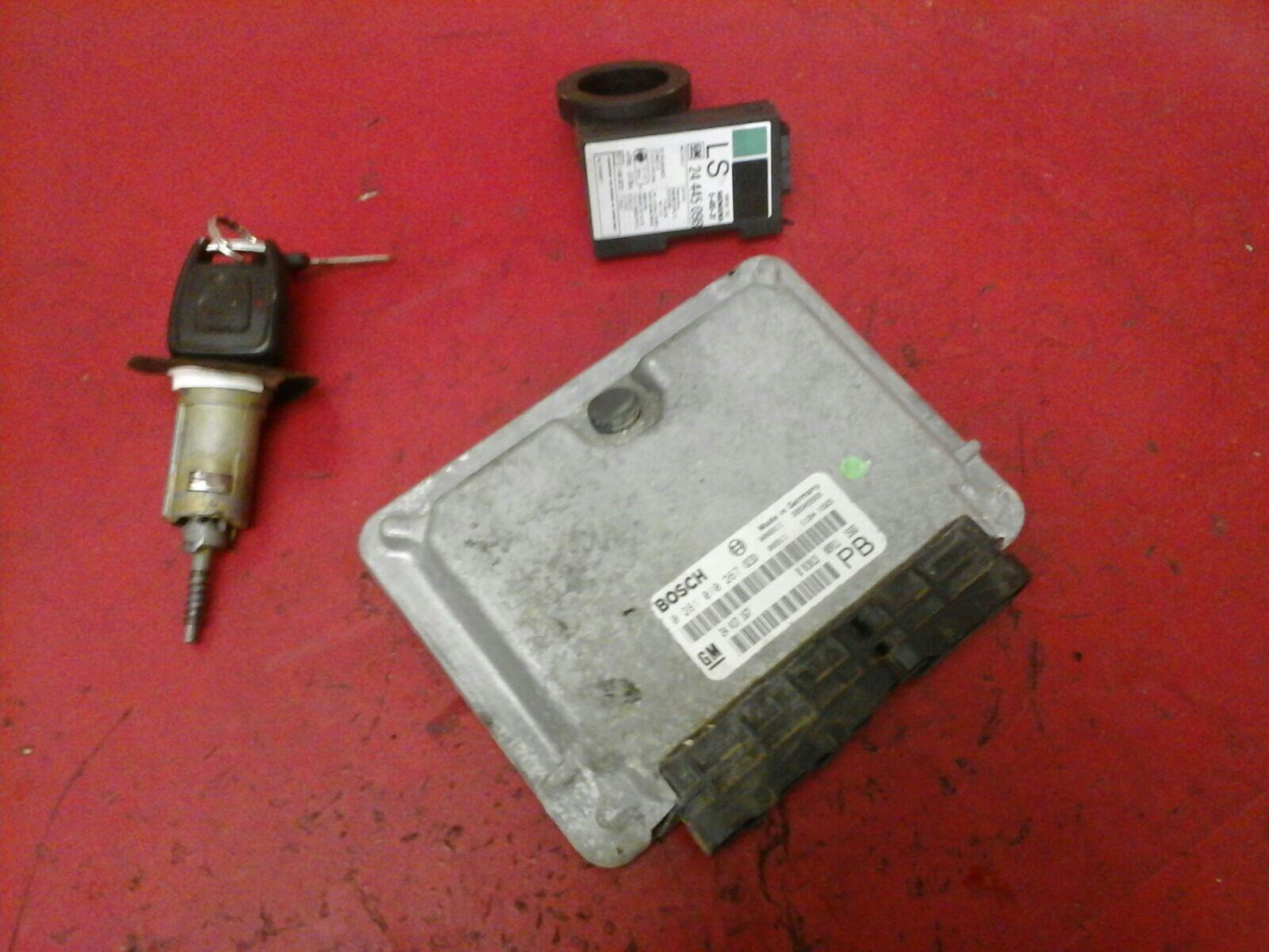 VAUXHALL ASTRA MK4 2 0 DTI DIESEL Y20DTH ENGINE CONTROL UNIT