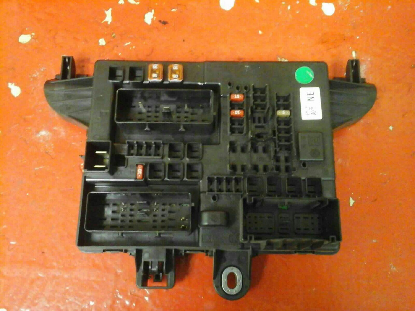 Electrical Fuse Box Parts : Vauxhall insignia rec fuse box rear electrical centre