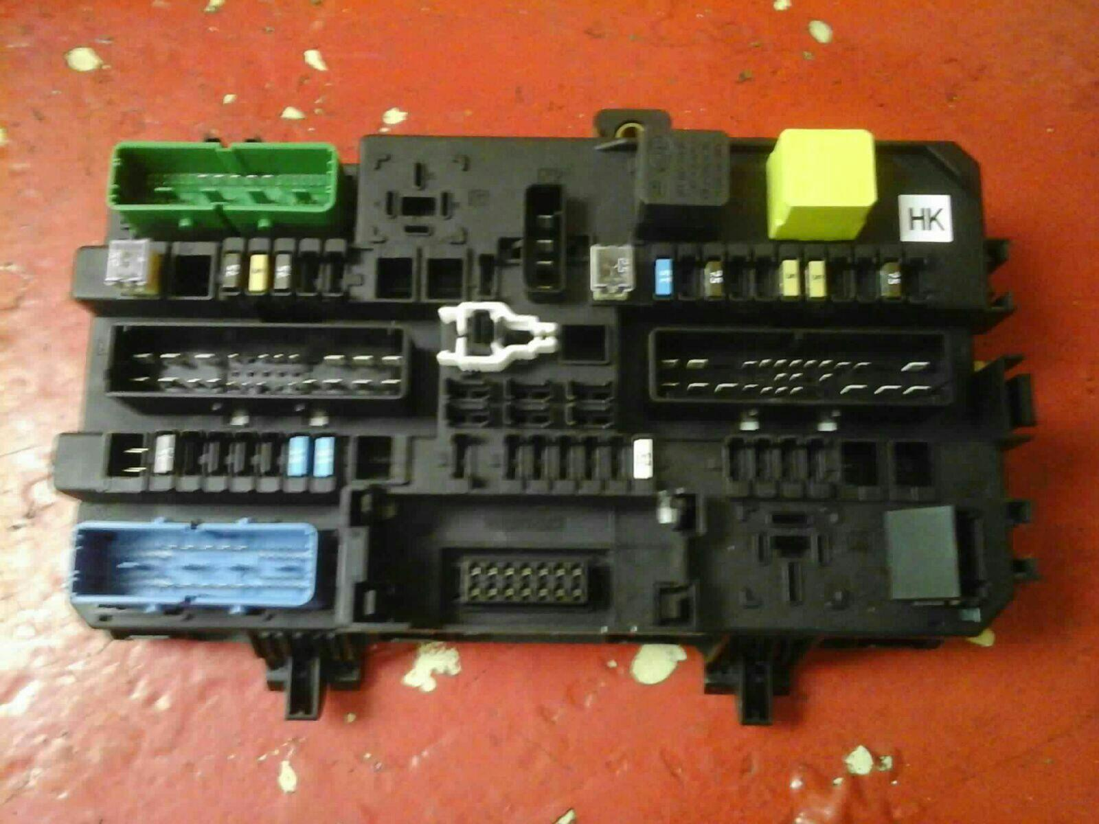 astra boot fuse box