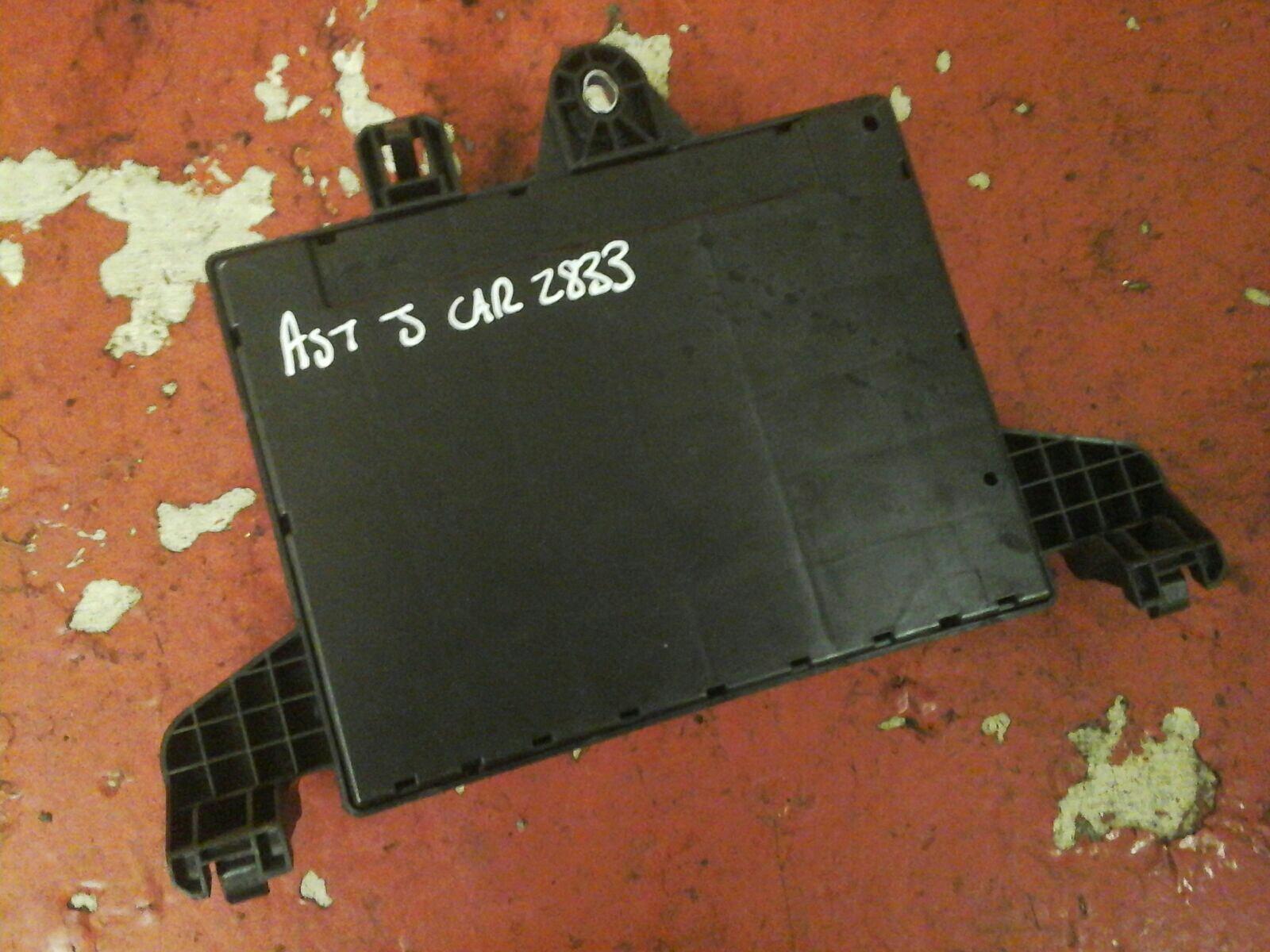 VAUXHALL ASTRA J MK6 REC REAR FUSE BOX 2010-2015 QP 365927271