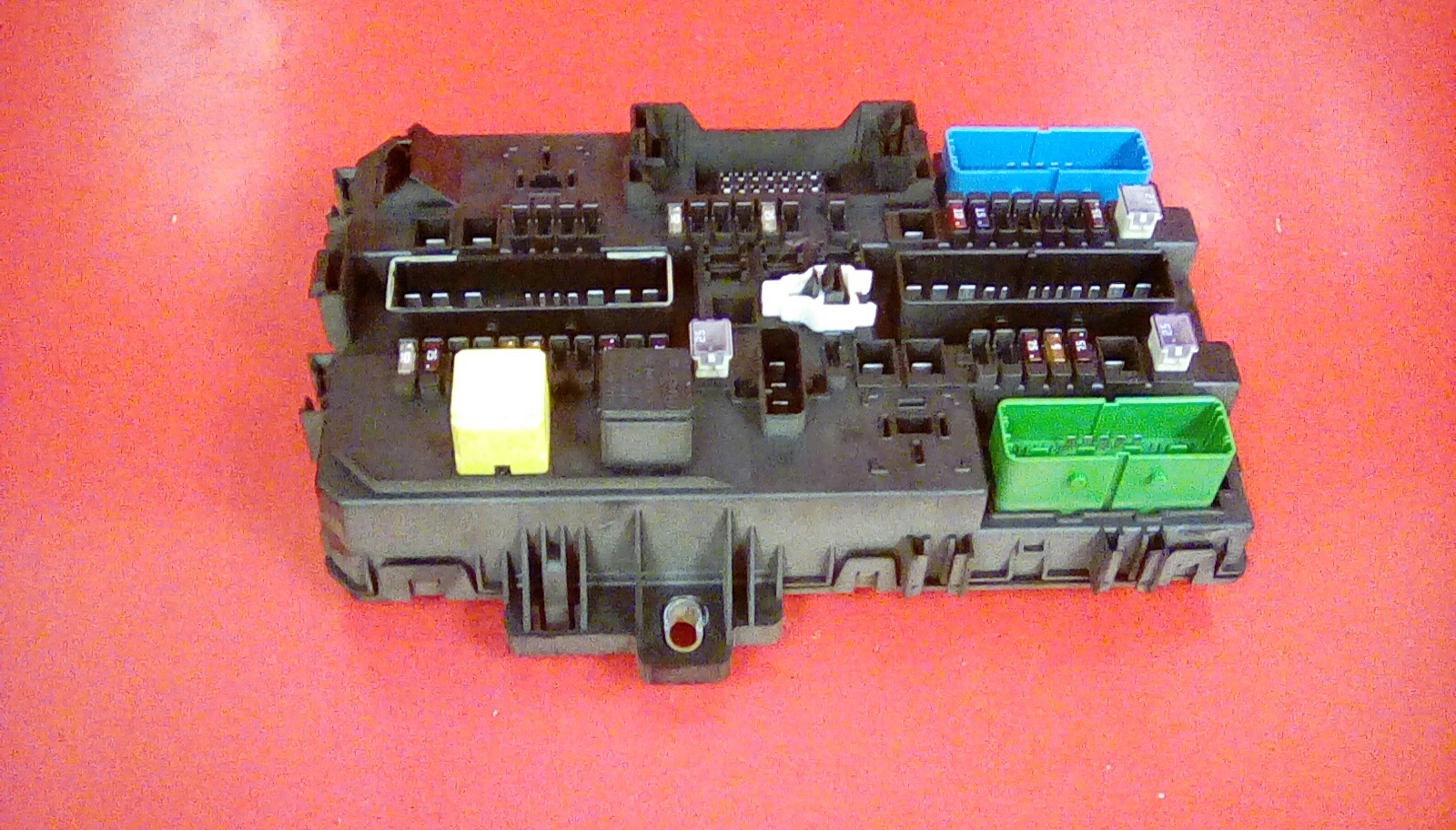 Vauxhall Astra Mk5 H Zafira B Rear Electric Control Rec Fuse Box Where Is Ce 109k 04 10