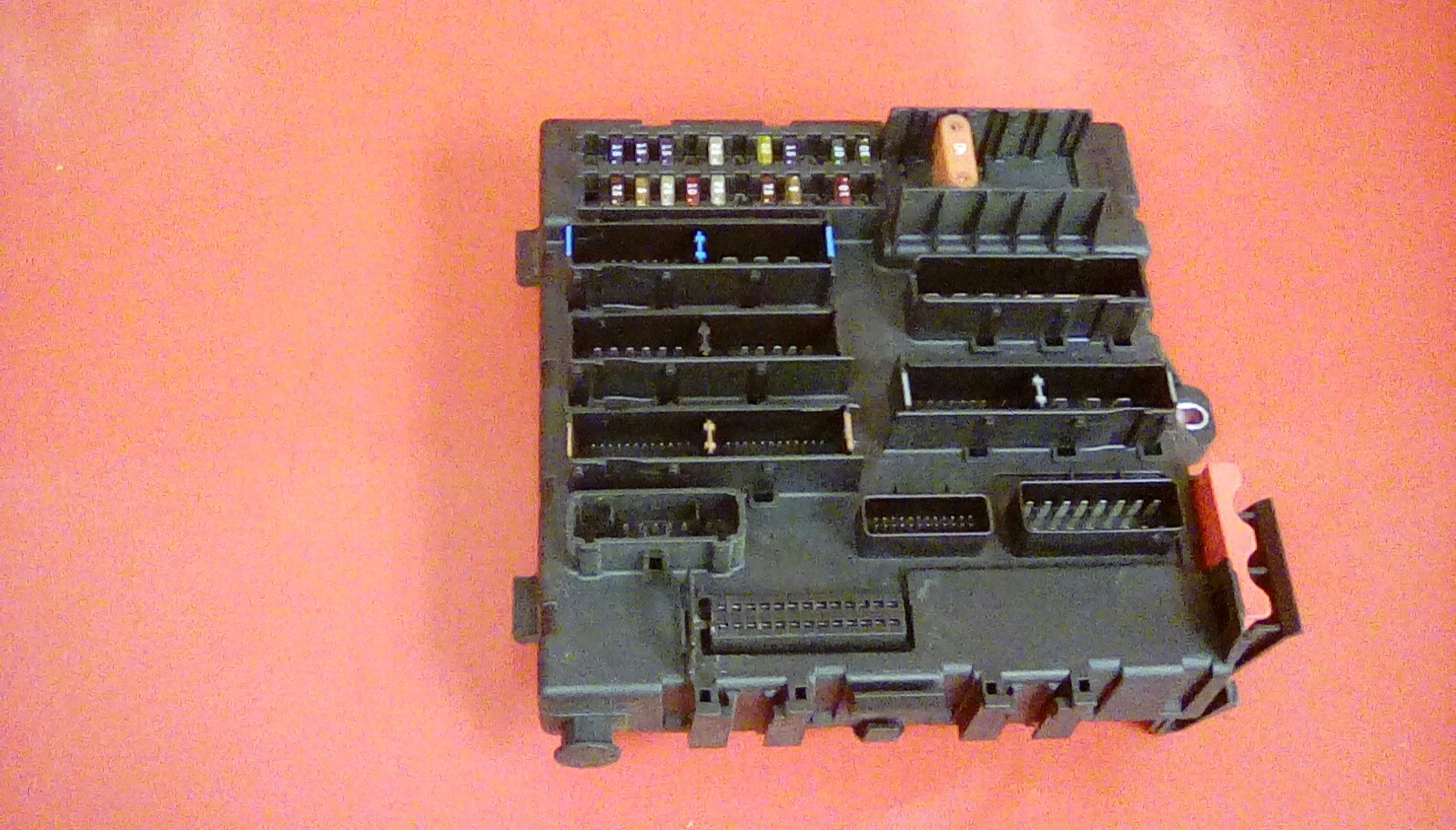 Rear Fuse Box Vectra C : Vauxhall vectra c rec rear electrical control module fuse