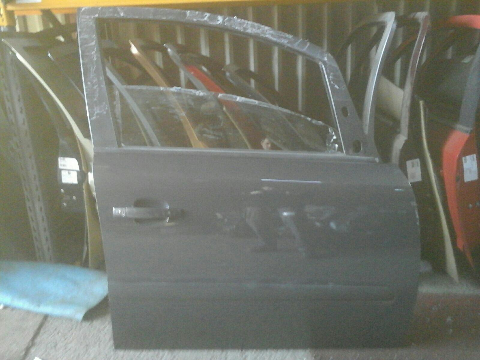 Vauxhall Zafira B Mk2 Drivers Front Door Asteroid Grey Z190 Gwh 2005 Rear Wiring Harness 2012