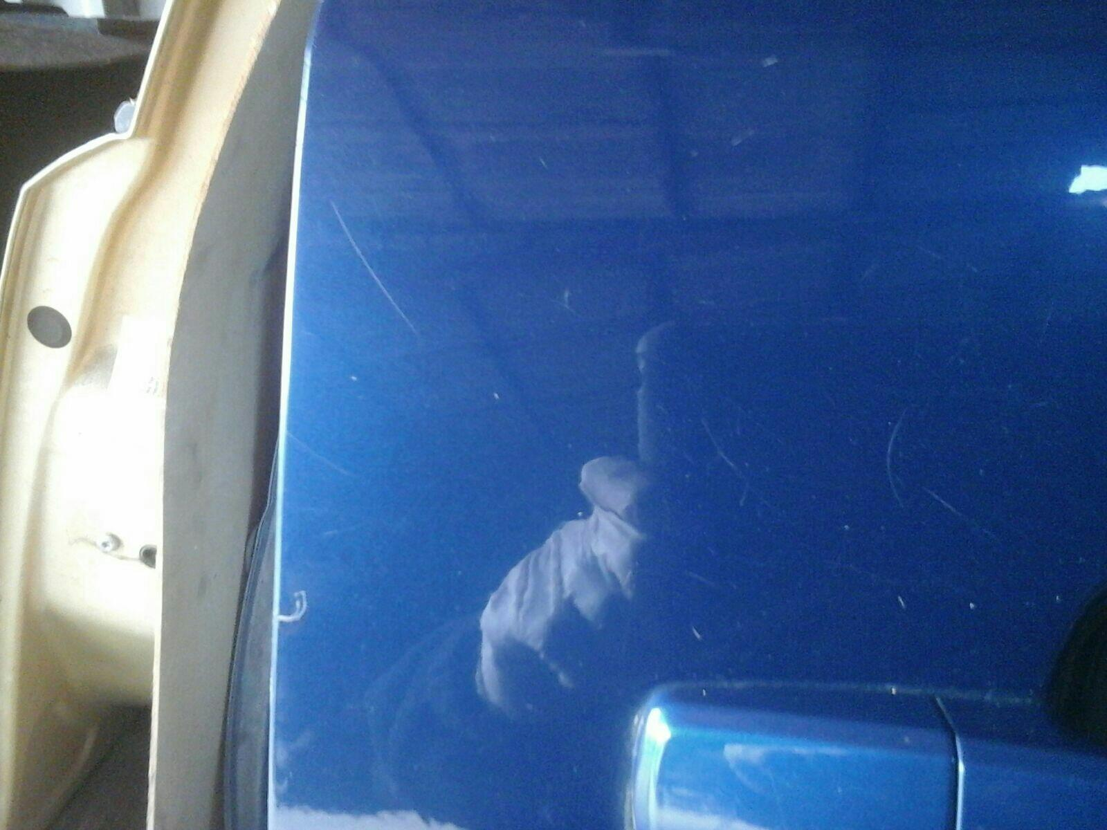 Vauxhall Zafira B Mk2 Drivers Rear Door Ultra Blue 21b 4cu 2005 2012 Wiring Harness
