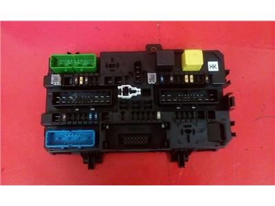 vauxhall astra mk5 h + zafira b rear electric control rec hk fuse box  04-2010