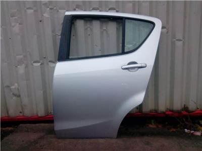 MK 2 VAUXHALL AGILA B N//S REAR DOOR GLASS