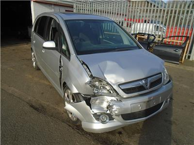 VAUXHALL MERIVA DESIGN PLUS