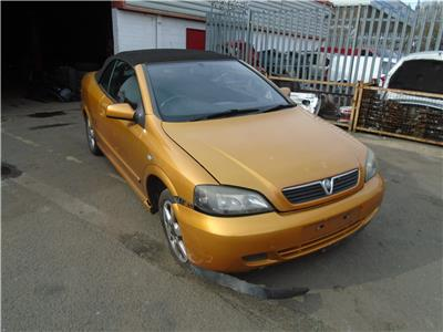 VAUXHALL ASTRA COUPE CONVERTIBLE 16V