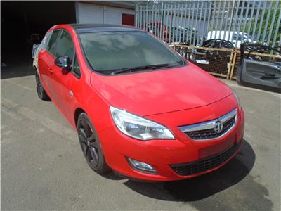VAUXHALL ASTRA ACTIVE LIMITED EDITION CDTI