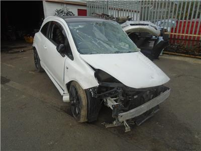 VAUXHALL CORSA LIMITED EDITION