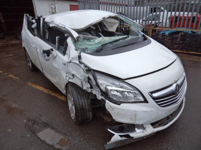 2014 Vauxhall Meriva Tech Line Cdti Ecoflex Ss Diesel Mpv Multi