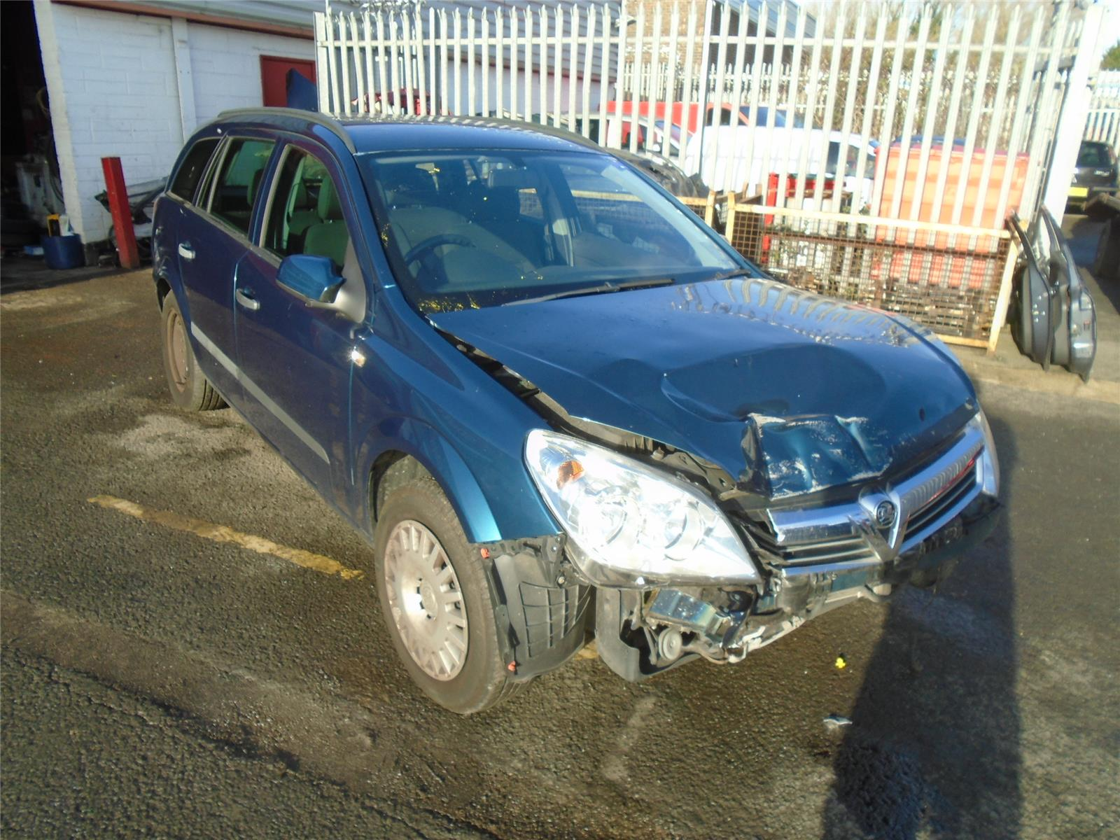 VAUXHALL ASTRA LIFE A/C