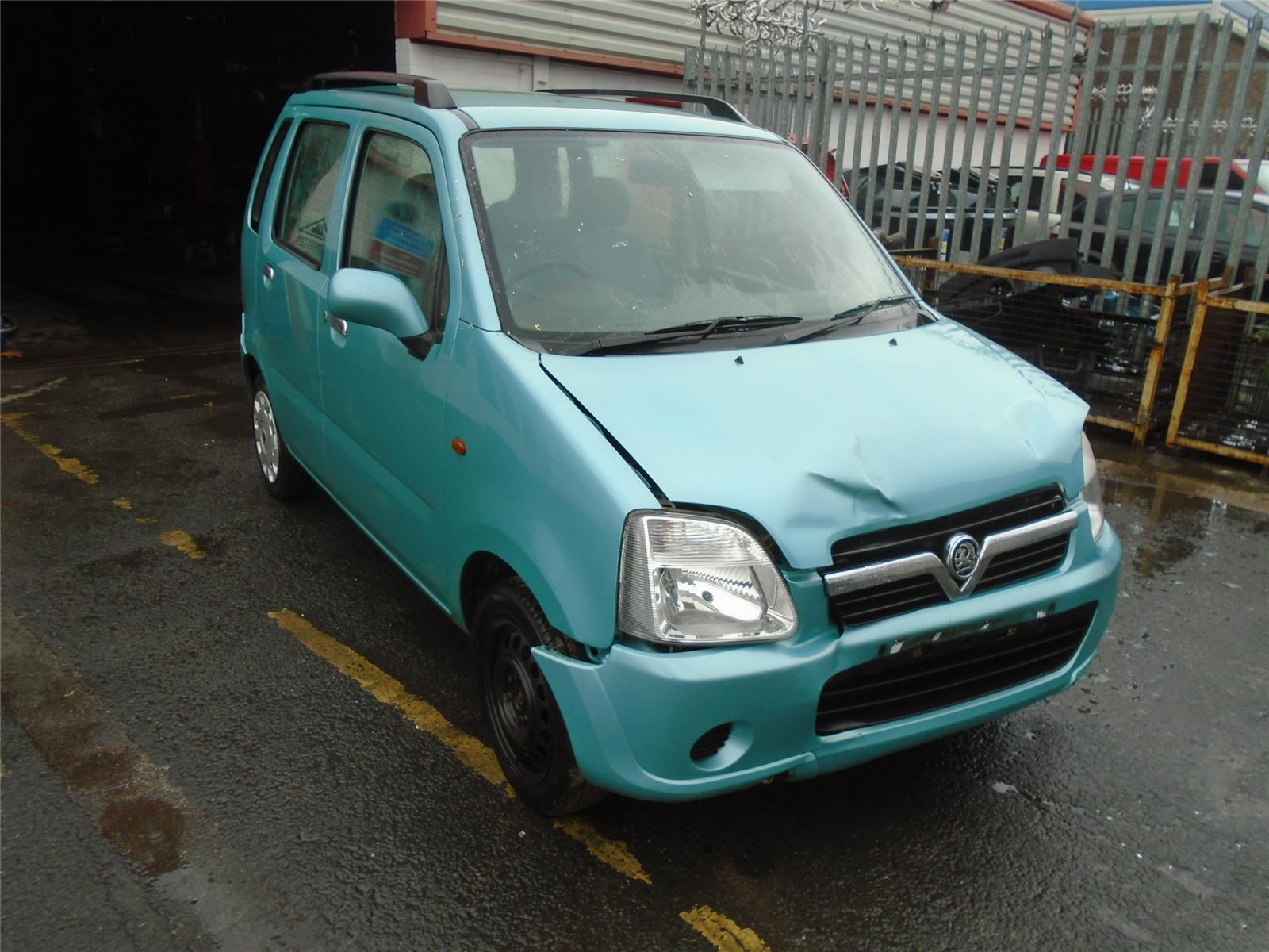 VAUXHALL AGILA ENJOY