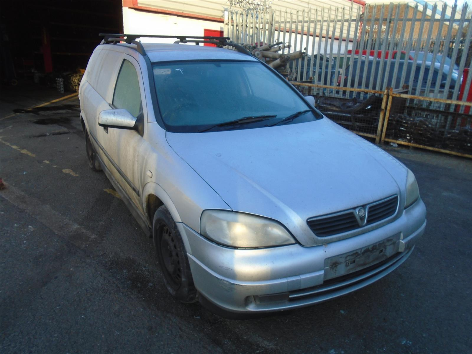 VAUXHALL ASTRA SPORTIVE DTI