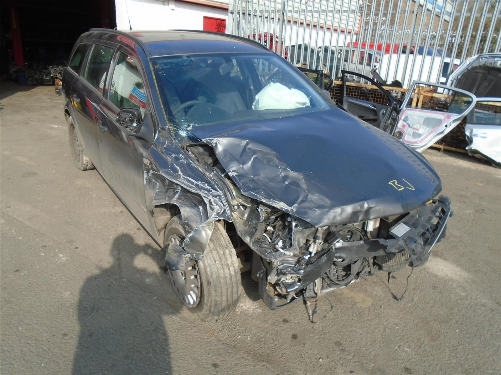 VAUXHALL ASTRA LIFE A/C CDTI