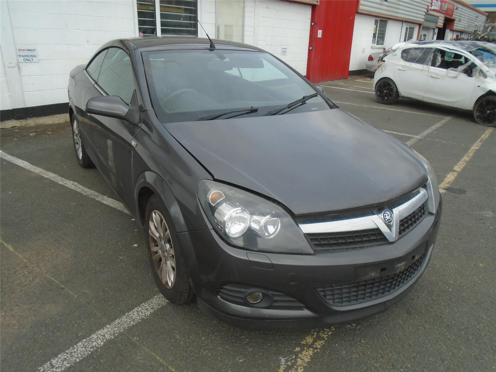 VAUXHALL ASTRA TWIN TOP SPORT