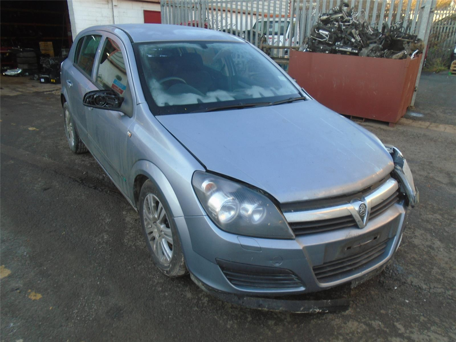 VAUXHALL ASTRA ACTIVE 16V TWINPORT